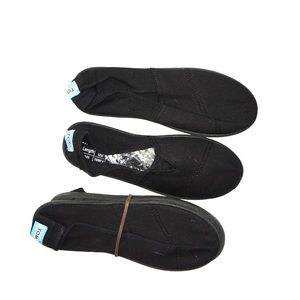 New Bundle two toms shoes slide on